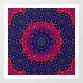 Pylow... Art Print