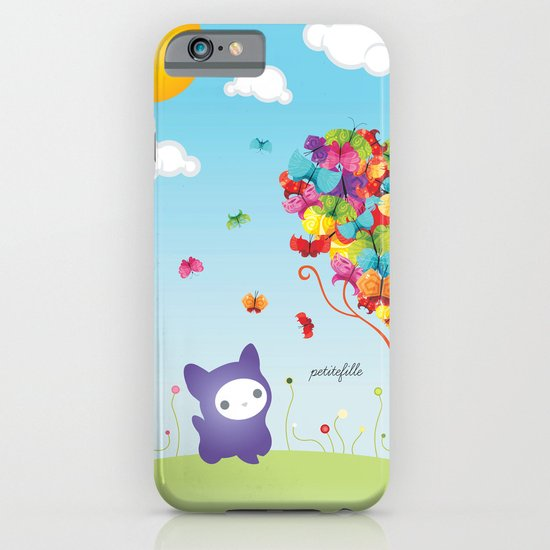 Le Kitteh iPhone & iPod Case