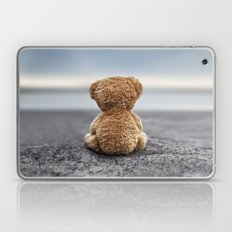 Teddy Blue Laptop & iPad Skin
