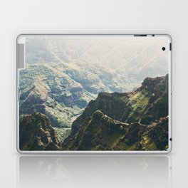 Hawaii Green Laptop & iPad Skin