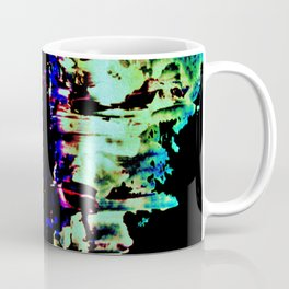 Light ripples Coffee Mug