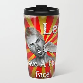 Lets Travel Mug
