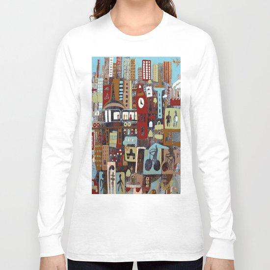 City, City Long Sleeve T-shirt