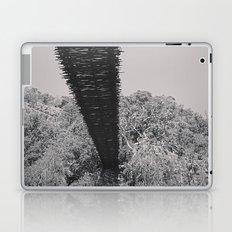 Monkey Sanctuary - Underside of bridge Laptop & iPad Skin