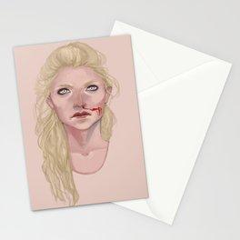 Lagertha Lothbrok Stationery Cards