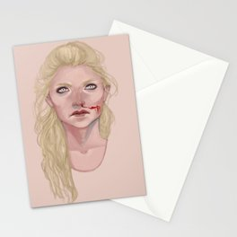 Lagertha Lothbrok Stationery Cards
