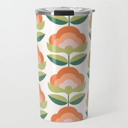 Sunshine Flowers Travel Mug