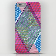 Isometric Harlequin #10 iPhone 6s Plus Slim Case
