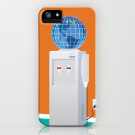 Let Anyone Take A Job Anywhere iPhone Case