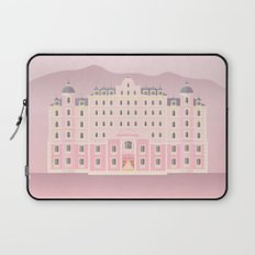 The Grand Budapest Laptop Sleeve