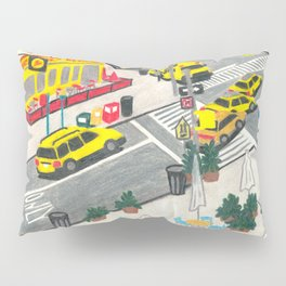 Meat Packing District NYC  Pillow Sham