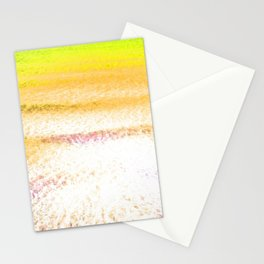 Yellow Sea Stationery Cards