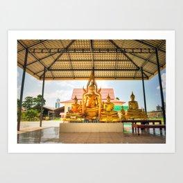 Shrine #4 Art Print