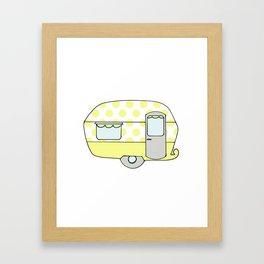 Caravan Version Eight Framed Art Print