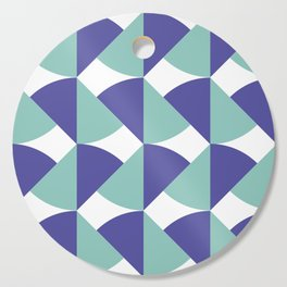 Underwater Colors Cutting Board