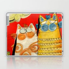 Cats Laptop & iPad Skin