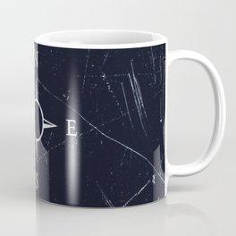 Dark compass Coffee Mug