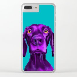 The Dogs: Buddy 2 Clear iPhone Case