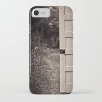 door iPhone & iPod Cases featuring Door by Vintage Rain Photography