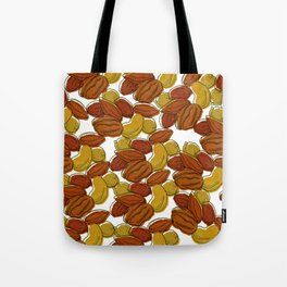 This is nuts Tote Bag