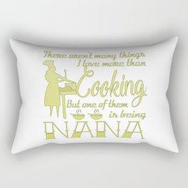 Cooking Nana Rectangular Pillow