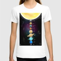 milky way T-shirts featuring Milky Way All the way by Eric Holopainen