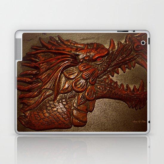 YEAR OF THE DRAGON.. Laptop & iPad Skin