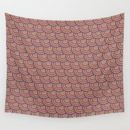 circles pattern Wall Tapestry