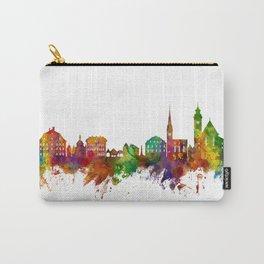 Hallstatt Austria Skyline Carry-All Pouch