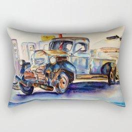 Outta Gas Rectangular Pillow