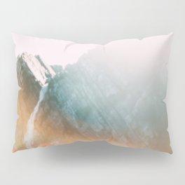 Mountain Light Pillow Sham