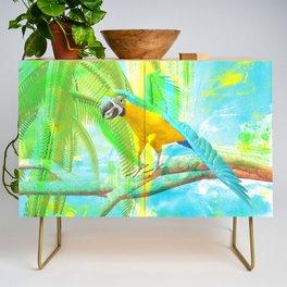 Macaw Credenza