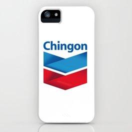 Chingon iPhone Case