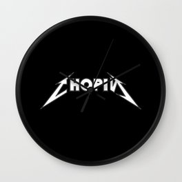 Chopin Wall Clock