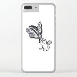 Blackmoor Clear iPhone Case
