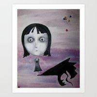 Happy Birthday, Abitha Art Print