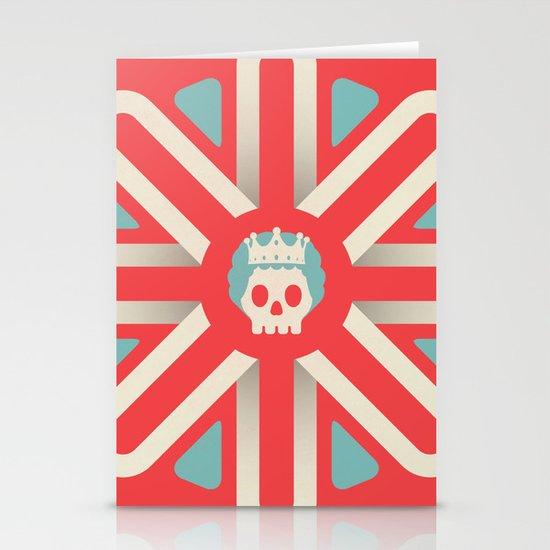 Ghoul Britannia Stationery Cards