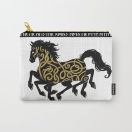 Sleipnir - Norse Mythology Carry-All Pouch