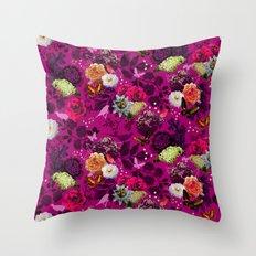 Midsummer Daydream  Throw Pillow