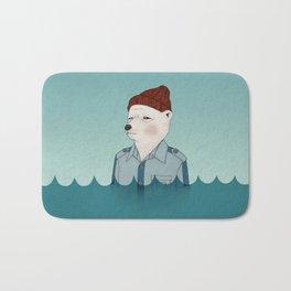 Bill Murray - Life Aquatic Bath Mat