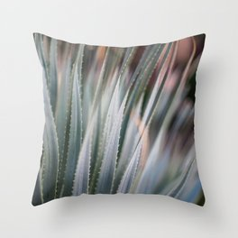 Arizona Agave Throw Pillow