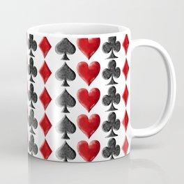 Card Symbols Coffee Mug
