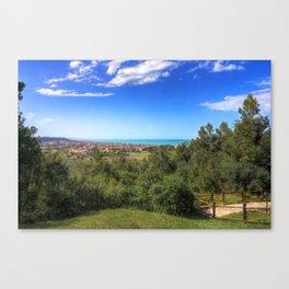 Belvedere Renazzo Canvas Print