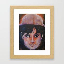 Aww, Hep Framed Art Print