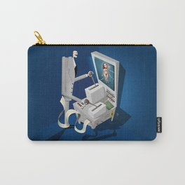 Engineering the Perfect Woman Carry-All Pouch