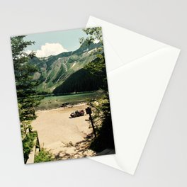 The Trail Less Travelled Stationery Cards