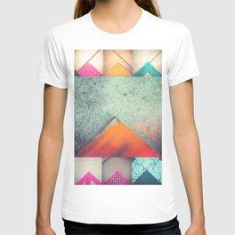 Bright Triangles T-shirt
