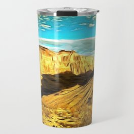 Majestic Ravine Travel Mug