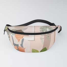 This is a place where I feel at home II Fanny Pack
