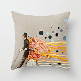 Olometer Throw Pillow